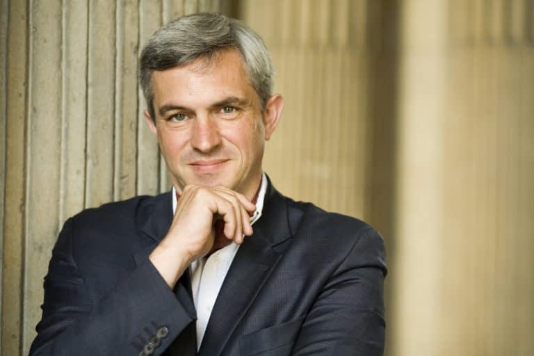 Benoît de SAGAZAN, rédacteur en chef du Monde de la Bible