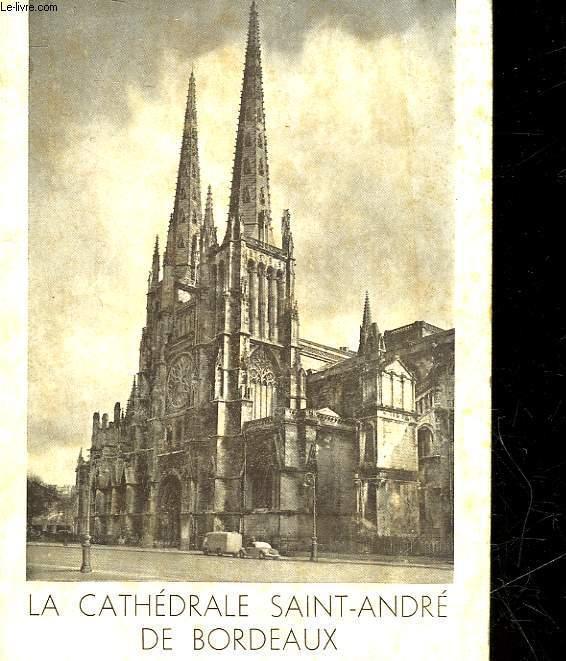Cathédrale Saint-André de Bordeaux (Brun)