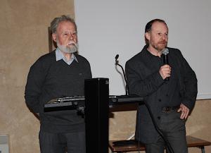 Christian Gensbeitel (à droite)