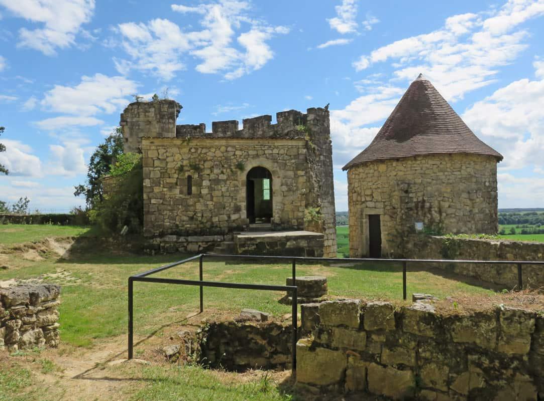 Chapelle du château de Langoiran (Langoiran)