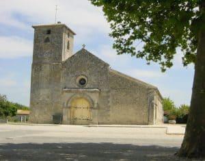 Eglise de Saint-Aubin-de-Médoc