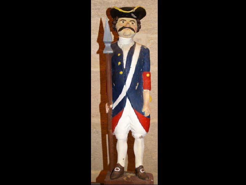 Jean de la Réoule, mascotte de La Réole