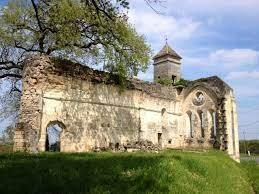 Ruine de TARGON Montarouch en Gironde