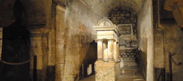 Crypte de Saint-Surin (Bordeaux)